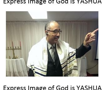 The express image of God