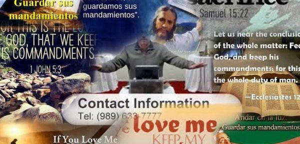 Keep his commandments