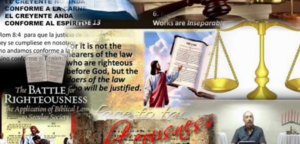 The righteousness of the law