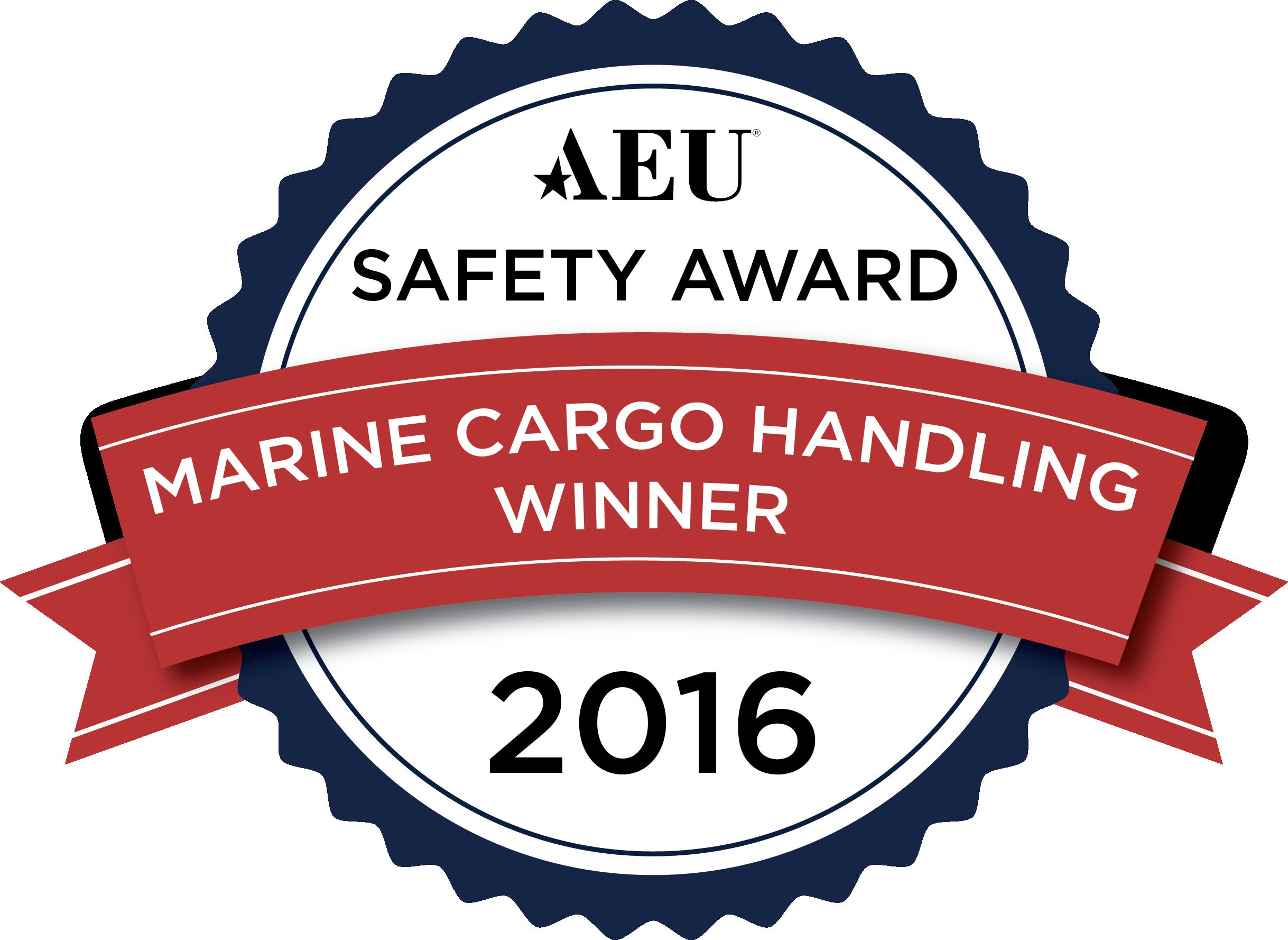 4 - Marine Cargo Handling Web Badge