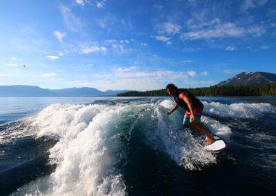 wake board boat rental