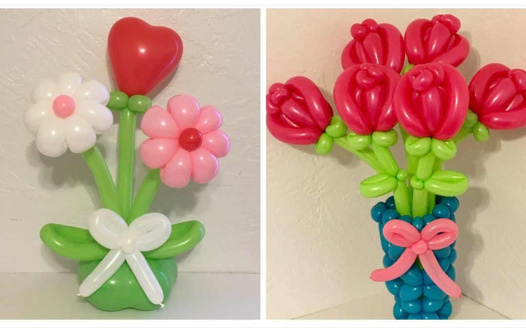 Valentine's Day Balloon Bouquets, Decorations, and Gifts