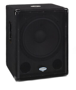 Sub DB 1800a samson location rental