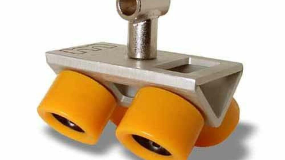 Hot Buttons / roues dolly