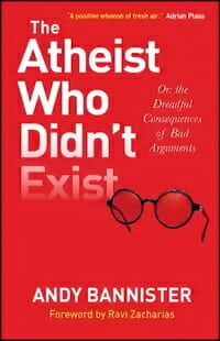 Andy Bannister Atheist Who Didnt Exist book small book