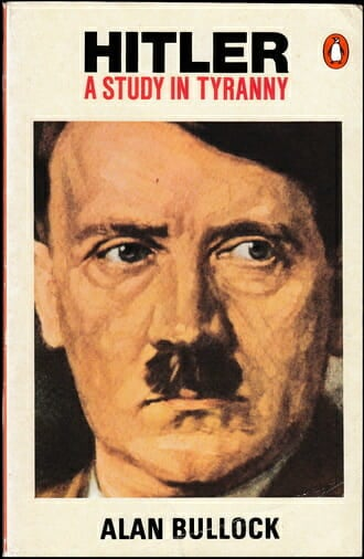 Alan Bullock Book Cover 330 - Hitler
