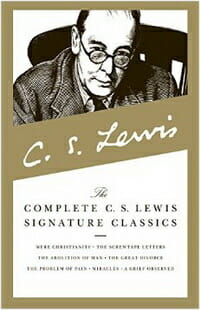CS LEWIS Apologetics 2