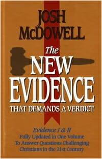 New Evidence Verdict Apologetics McDowell