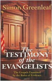 Testimony Evangelist Greeleaf Apologetics
