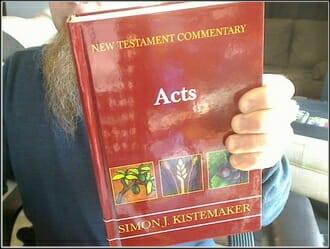 Acts Book Kistemaker
