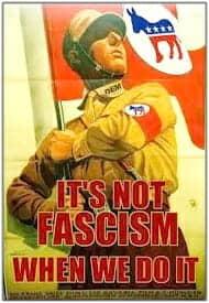 Democrat Gay Fascism