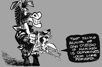 Democrat Perverts