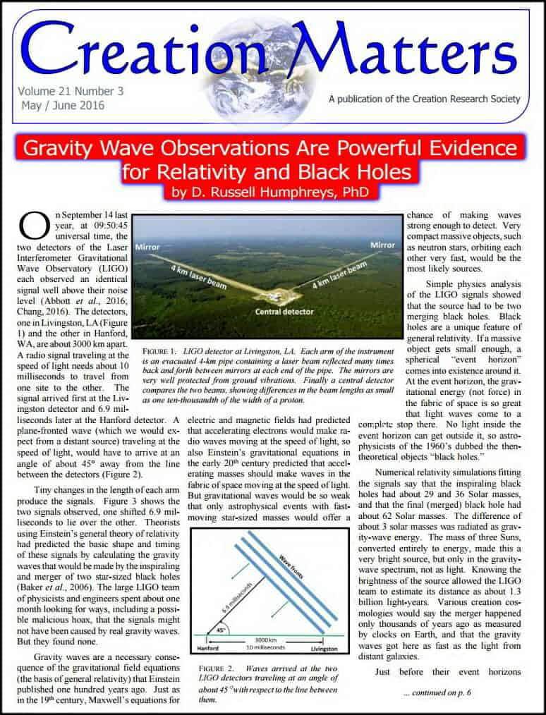 Gravity Waves 1