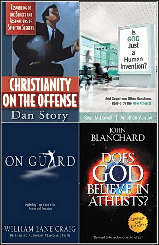 Recommended Apologetic Reads