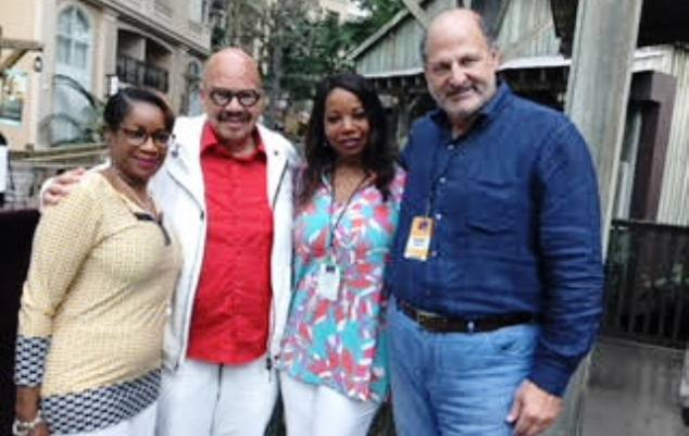 The Bahamas gains more exposure at the Allstate Tom Joyner Family Reunion in Orlando, Florida