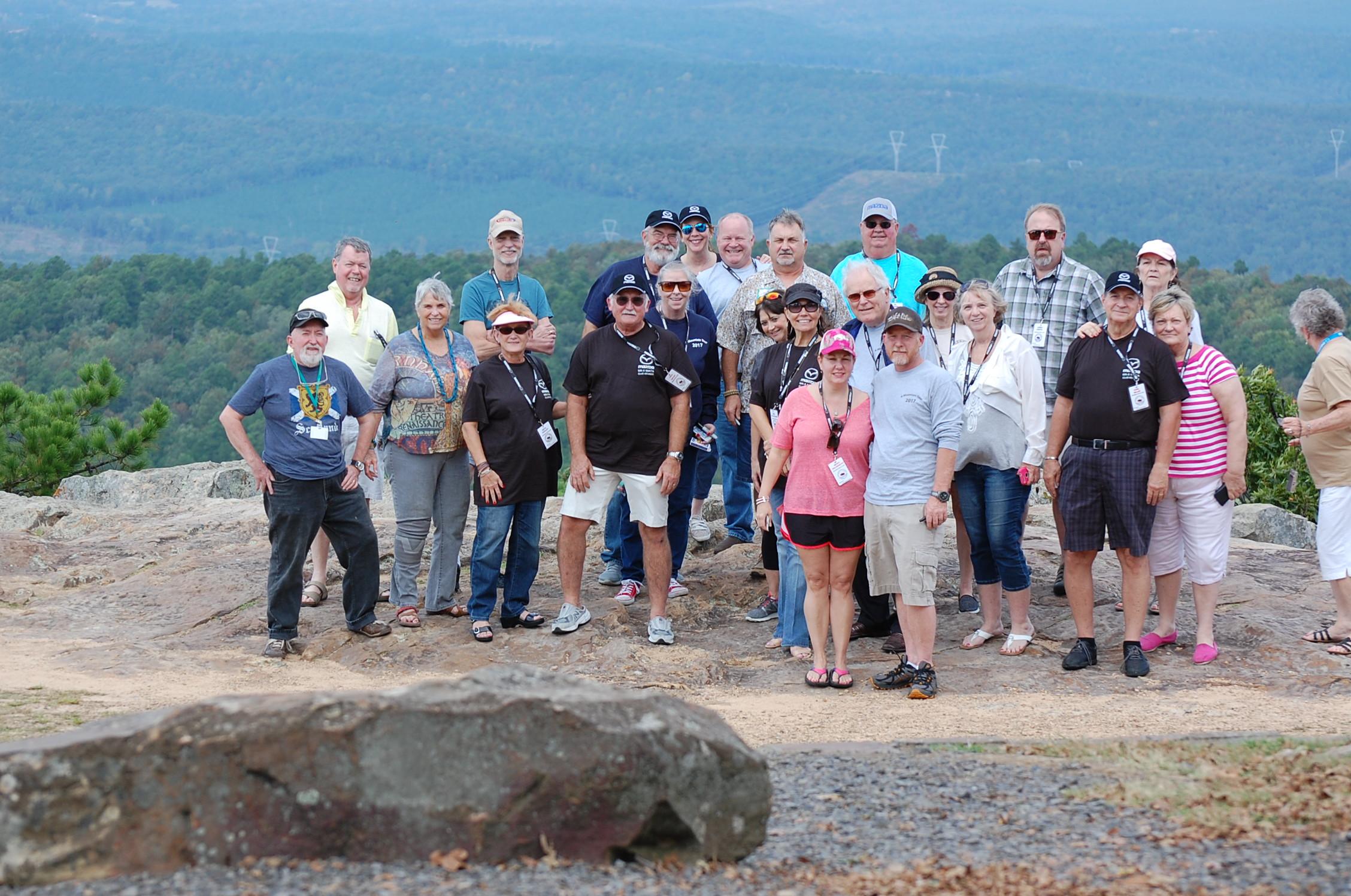 2017 Four Mountain Tour