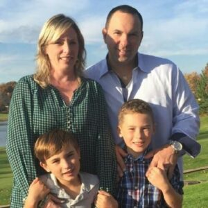 Frank Cardia & Family
