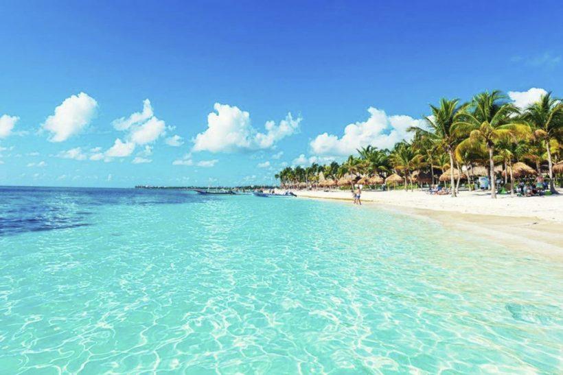 Playa del Carmen, Mexico. 2021