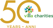 villa charities logo