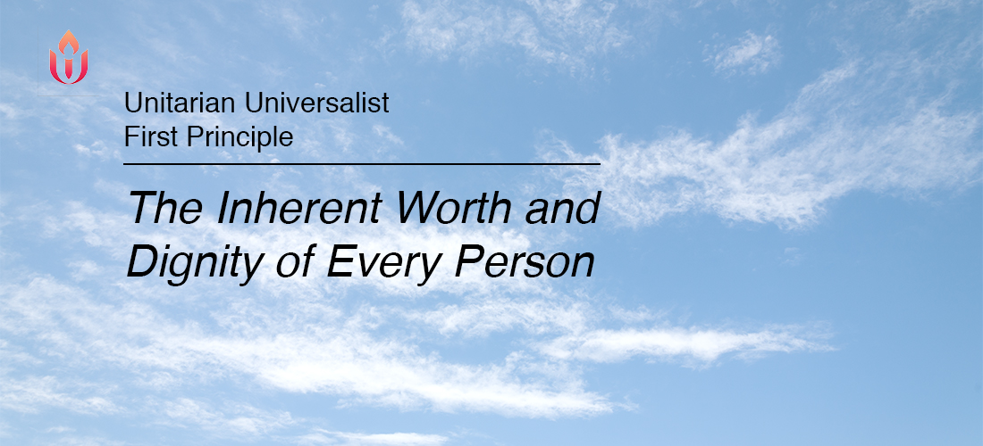 Inherent Worth and Dignity of All People