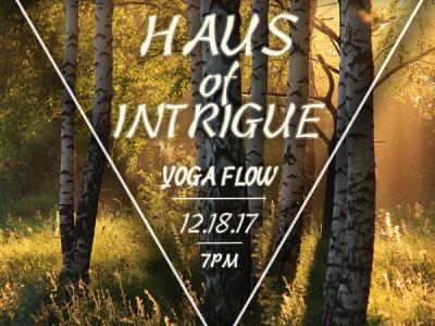 Haus of Yoga Live Mix