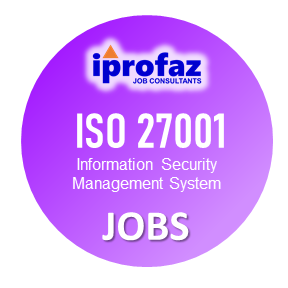 ISO 27001 Jobs in Bangalore