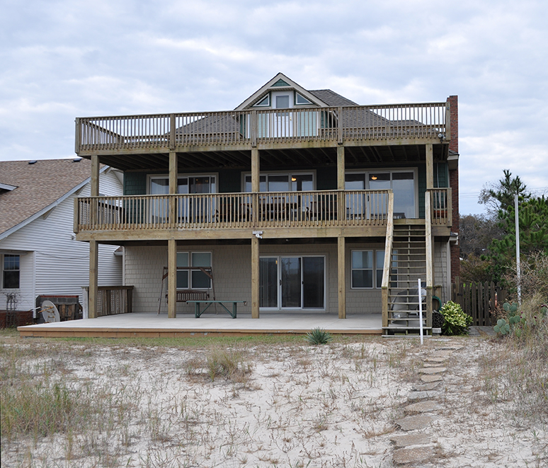 Bayfront Vacation Property