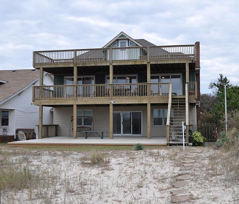 Bayfront Vacation Property
