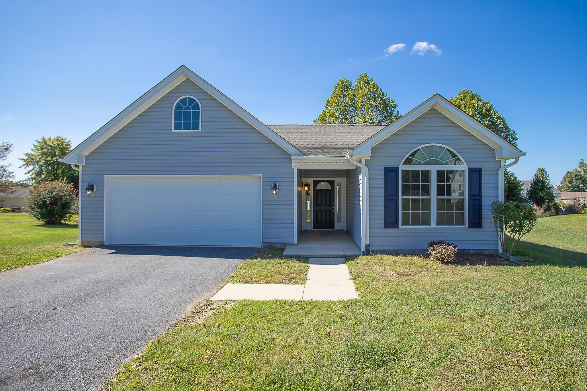 Augusta County Home for Sale, 18 Wedgewood Drive, Waynesboro