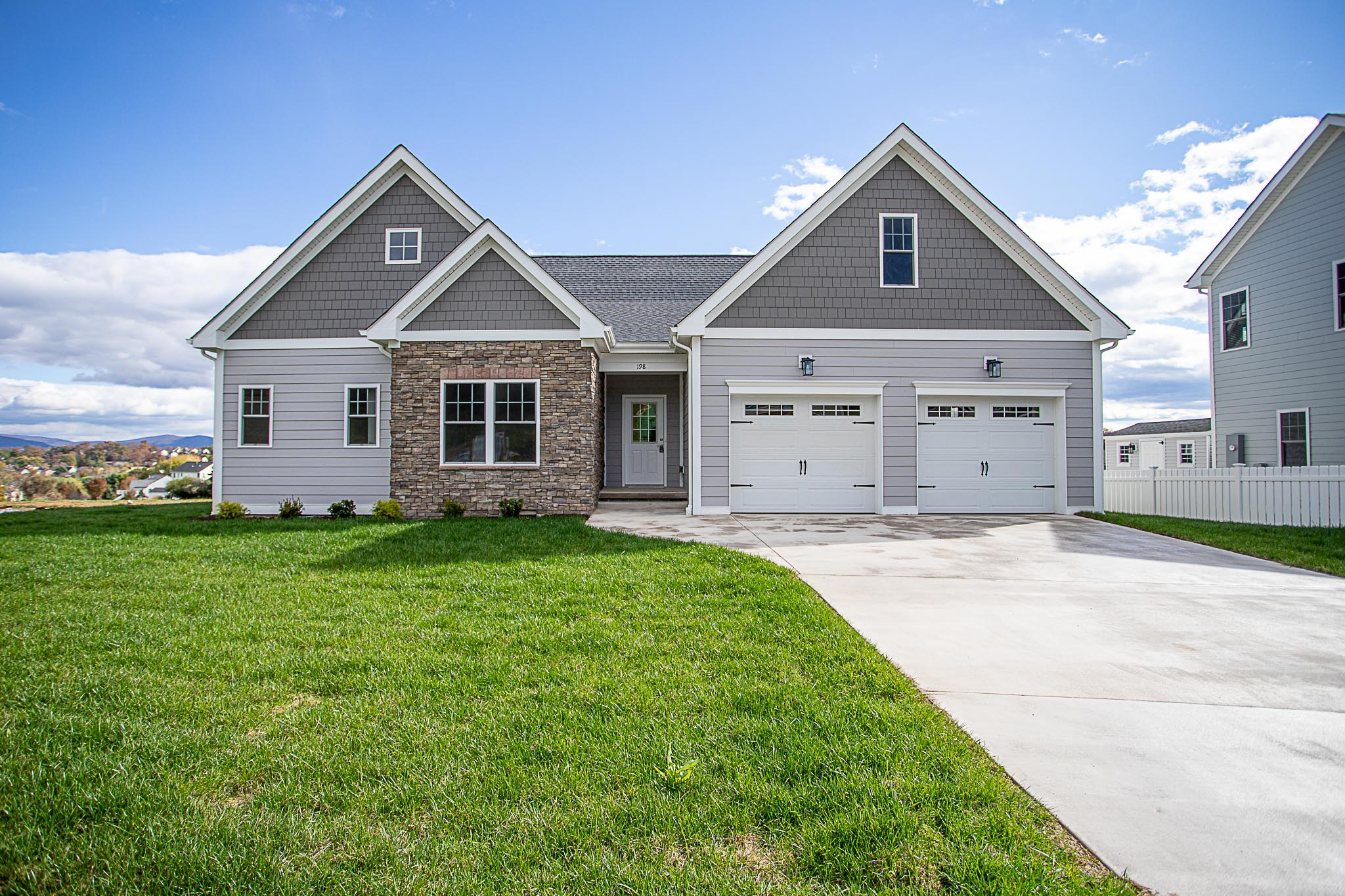 Brand New Home in Augusta County, 198 Windsor Dr, Fishersville