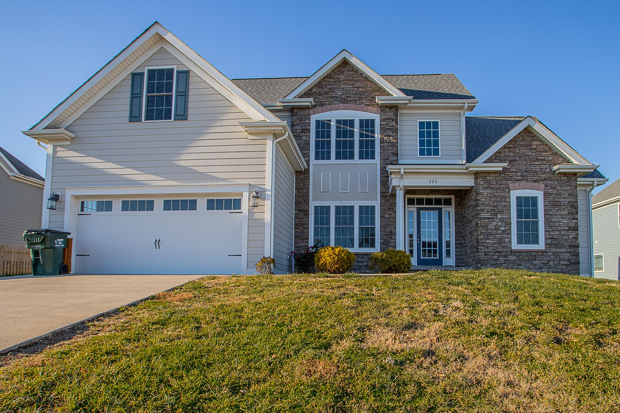 Home for Sale in Fishersville, 223 Windsor Drive