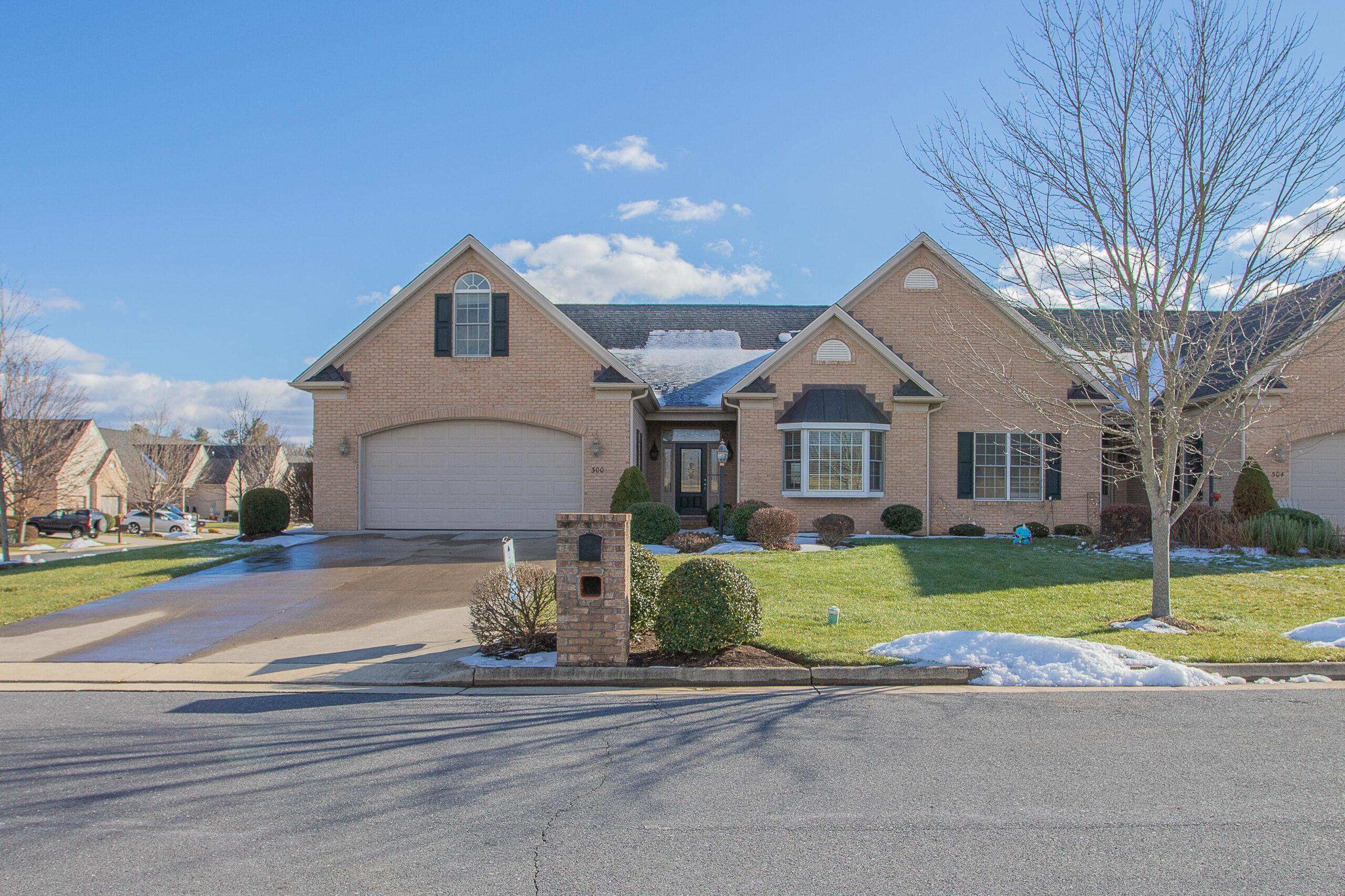 Townhouse for Sale in Waynesboro, 300 Laurel Wood Run