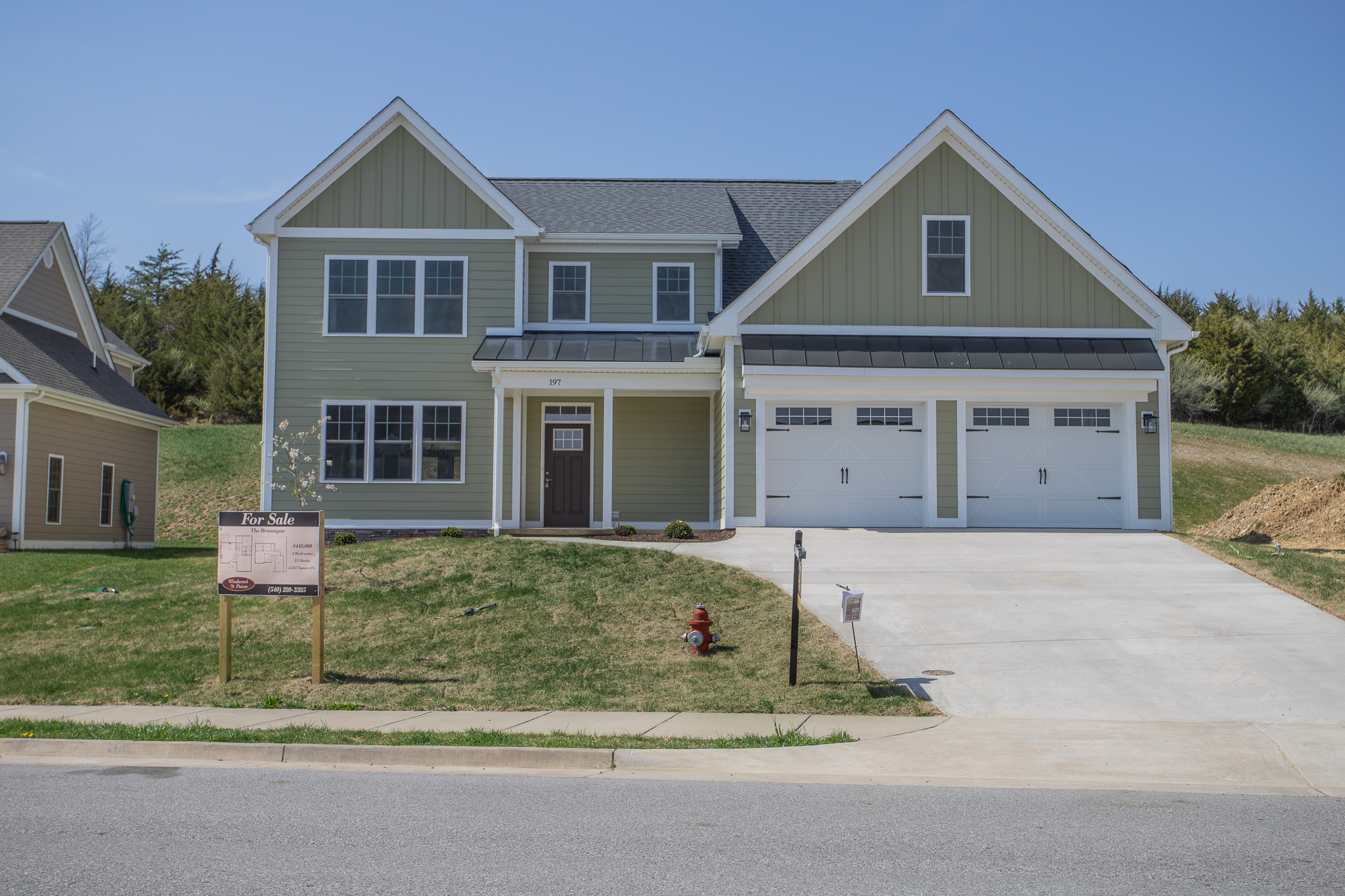 Brand New Home in Fishersville! 197 Windsor Drive