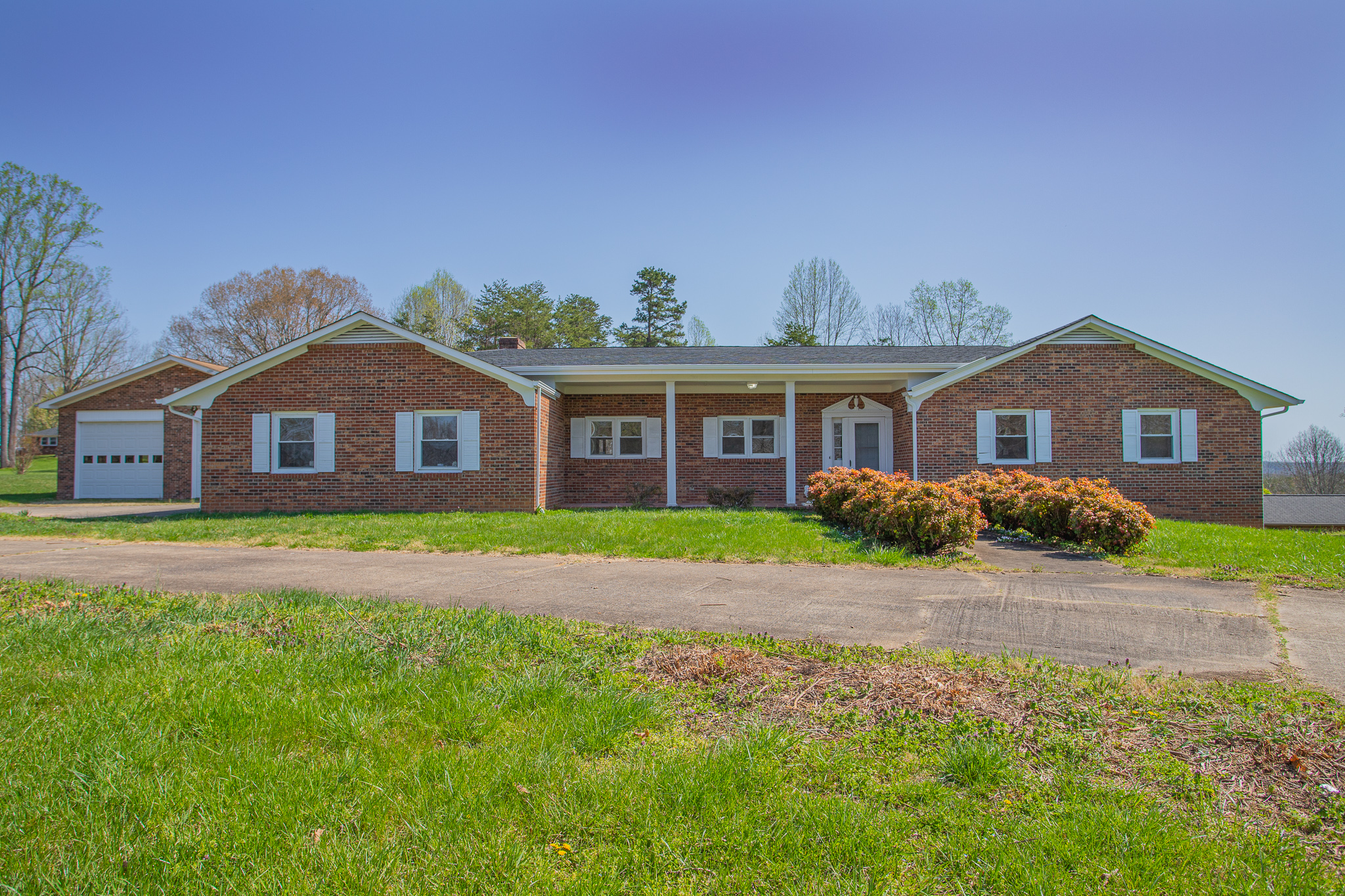 Brick Ranch Available in Martinsville, 944 Laurel Park Ave