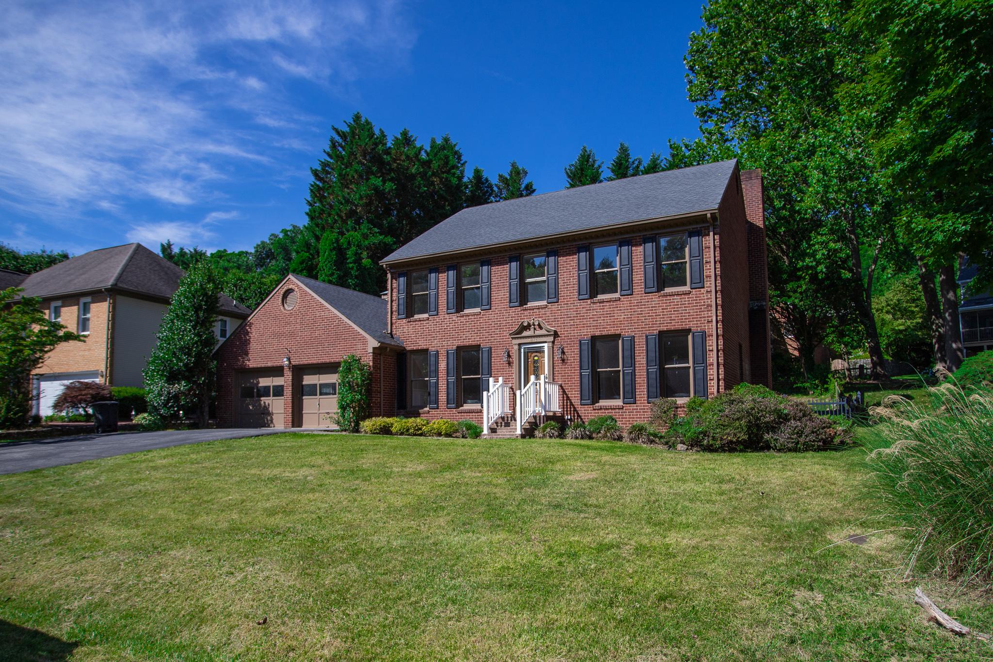 Beautiful Brick Home in Roanoke, 5124 Meadow Creek Drive