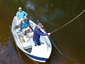 toledo fly fishing guide service