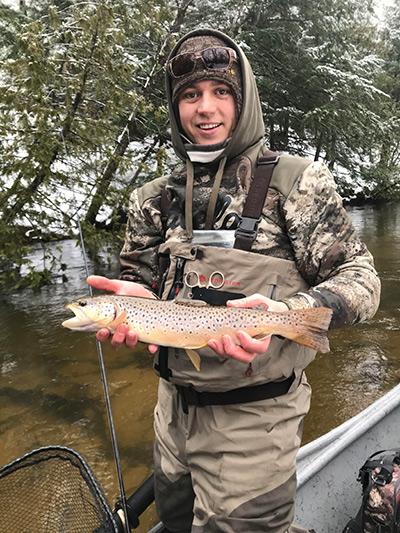 Luke Fogarty Wildwood Anglers