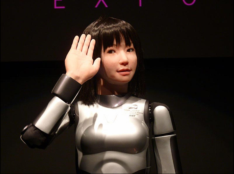 tú, ¿robot?