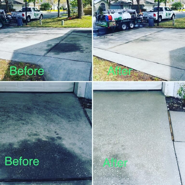 Shark Pressure Washing Services