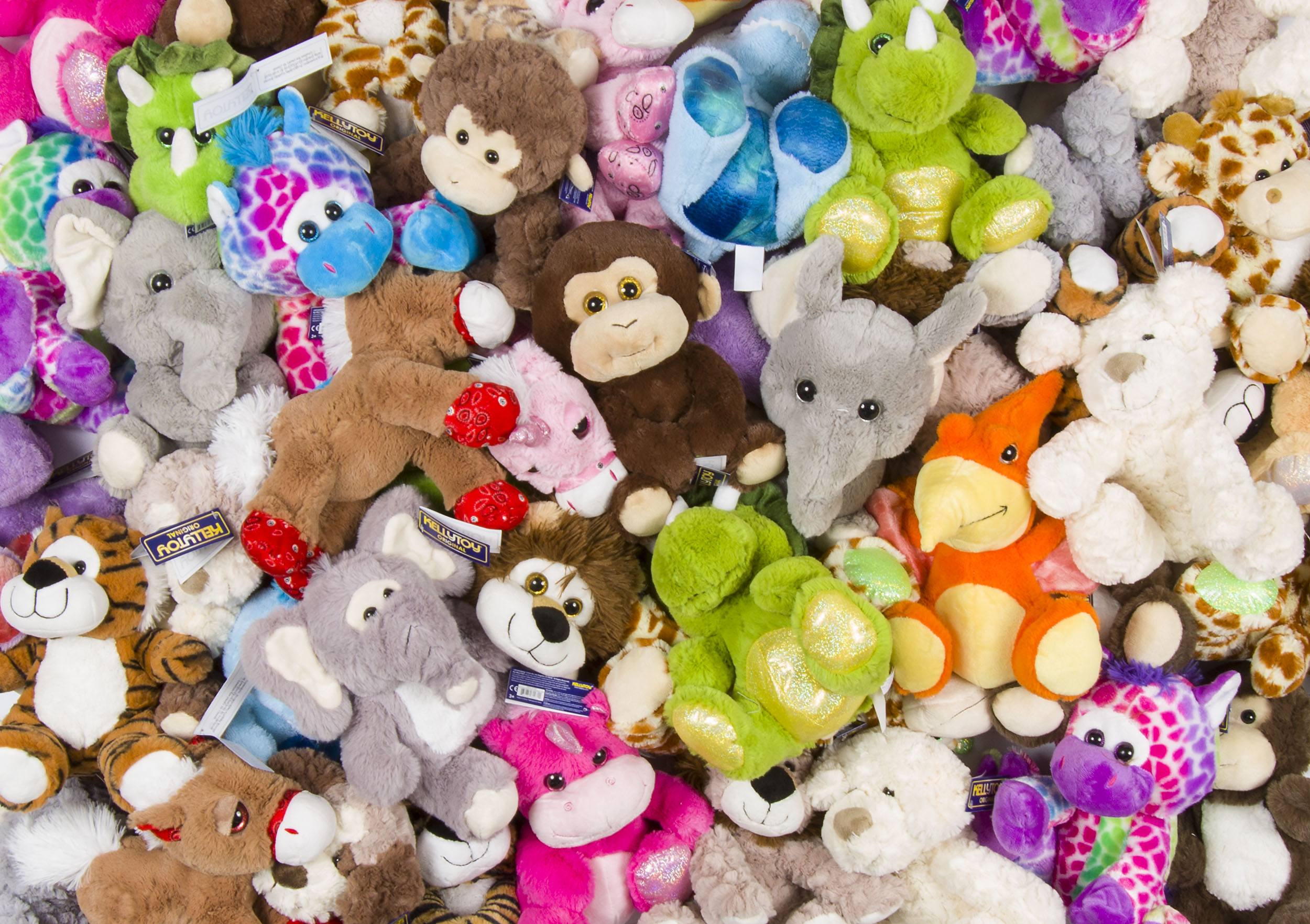 Stuff you should know about stuffed animals