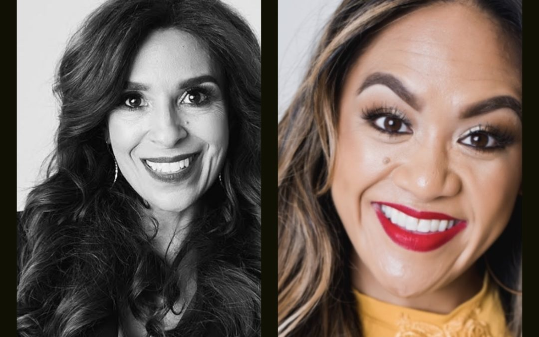 The Power In Choosing Community With Ginamarie Cornelius and Desiree Maya – Episode 081