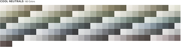 COOL NEUTRALS 251 Colors