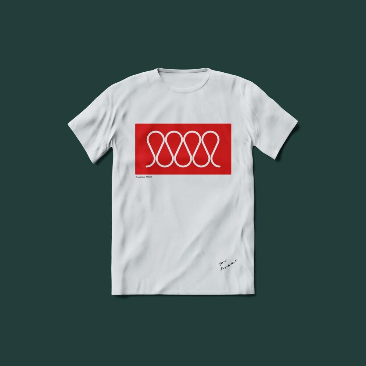 Hyperarchitects clothing t shirt insulation