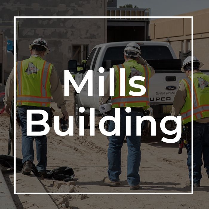 PC Automated Featured Win - Mills Building