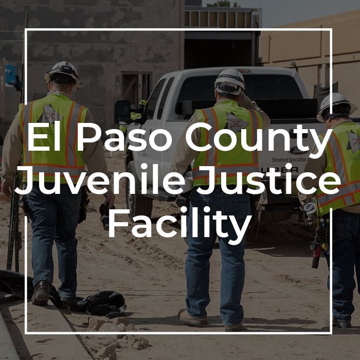 PC Automated Featured Wins | El Paso County Juvenile Justice Facility