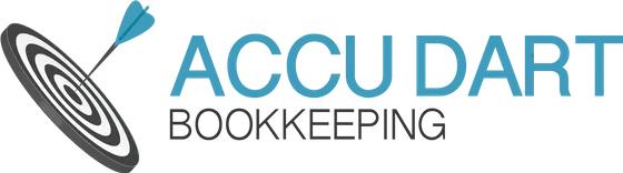 Accu Dart Bookkeeping Services Logo 2
