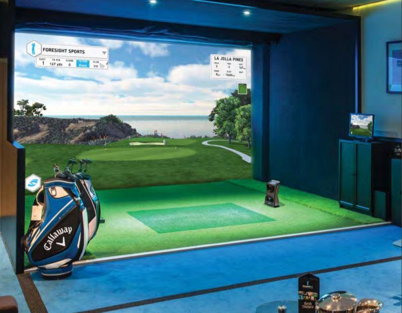 Foresight Sports GC Quad Golf Simulator