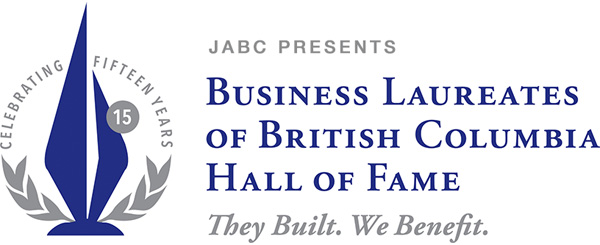Business Laureates of BC Logo