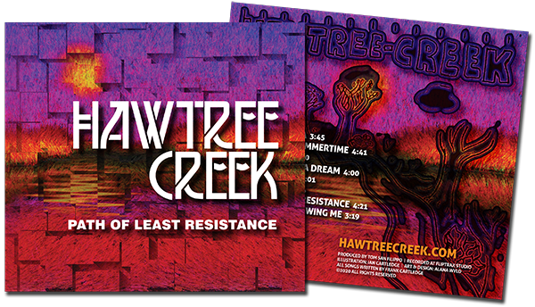 HAWTREE CREEK: PATH OF LEAST RESISTANCE