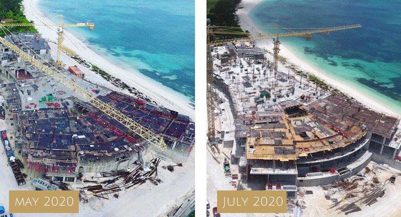 Goldwynn Construction Progressing on Schedule – July 2020 Update